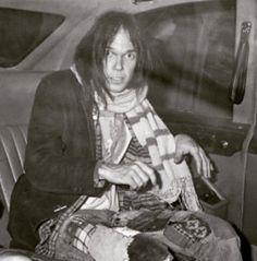 neil young ,paris 1976