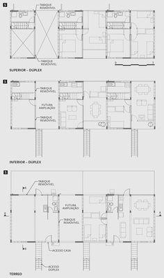 Quinta Monroy 12 anos depois: uma análise da habitação social de Alejandro Aravena Divulgação: Elemental