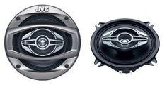 """JVC CS-HX538 5.25"""" 3-Way Coaxial Speakers 230W Mx by JVC. $39.29. JVC CS-HX538 5.25"""" 3-Way Coaxial Speakers. Save 44%!"""