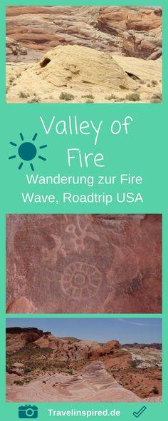 Unser Tipp für deinen Roadtrip durch den Westen der USA: Der Valley of Fire State Park in der Nähe von Las Vegas mit seinen bunten Felsen, die in allen Schattierungen von orange über feuerrot bis hin zu lila leuchten. Die Wanderung zur beeindruckenden Fire Wave lohnt sich auch! #usatrip #roadtrip #usa #valleyoffire #wandern #firewave #valleyoffirestatepark #beehives #atlatlrock #atlasrock #nevada #truckcamper #usaroadtrip #usawesten #felszeichnungen #travelinspired #reise #reisebericht