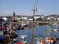 Kilmore quay, Co. Wexford, Ireland