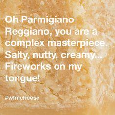 Who loves Parmigiano-Reggiano?
