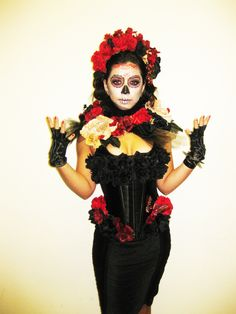 Vintage Vandalizm x Dia De Los Muertos | WE ROK THE SPOT | 2012