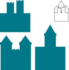 Castle Invite template