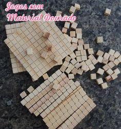 Jogos com Material Dourado Montessori
