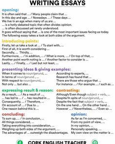 Writing essays tips #learnenglish https://plus.google.com/+AntriPartominjkosa/posts/MMrWLNUWwnx