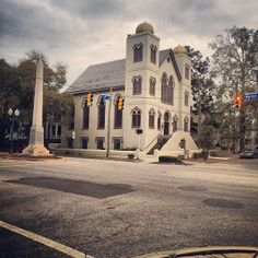 """Temple of Israel Synagogue, Wilmington, NC   """"And he came to Nazareth, where he had been brought up: and, as his custom was, he went into the synagogue on the sabbath day, and stood up for to read"""" (Luke 4:16)"""