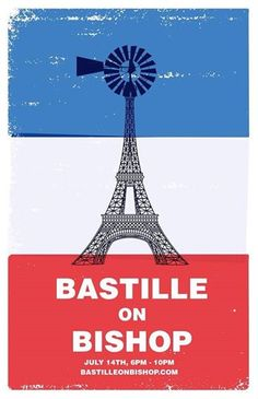bastille day bishop arts