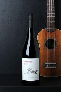 »The Idler red« Zweigelt, aus Württemberg vom Weingut Idler. Diese Sonderedition bekommen nur wenige, das werden wir feiern, entspannt und mit Musik –