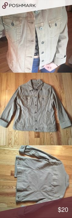 Levi Jacket Perfect condition! Never worn Levi's Jackets & Coats