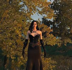 Witcher 3 Yennefer, Yennefer Of Vengerberg, The Witcher 3, Fantasy Artwork, Cosplay Costumes, Storms, Spain, Gaming, England