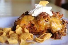 My Favorite Pot Luck Meals: Frito Pie Casserole!