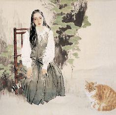Les 10 Artistes chinois contemporains les plus influents : #6 He Jiaying (6)