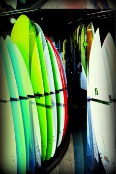 Surfboards Cornwall