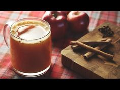 Boozy Hot Apple Cider - YouTube More