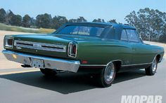 1969 Plymouth GTX Convertible