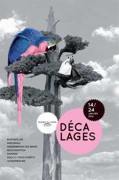 Festival Décalages 2014, Alsace