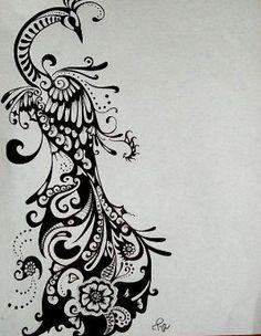 Tattoos on Pinterest   Phoenix Tattoos, Phoenix Tattoo Design and ...