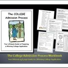 42 pages to help students through the college admission process. Includes information about ACT versus SAT, visiting a college fair, finalizing you...