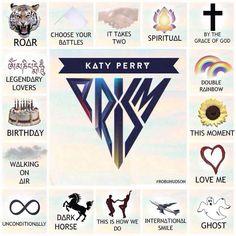 Prism Omg I loovvee this album xx