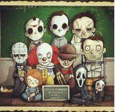 Fetus serial killers