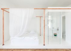 Mamastudio turns Warsaw apartments into hotel Autor Rooms