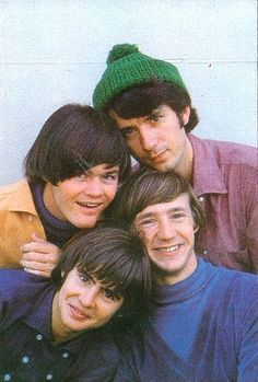 The Monkees 60-s-and-70-s-tv-shows