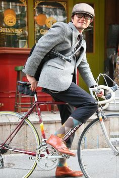 Buffalo HunterArticlesWhat You Need to Know About Cycling to Work in Style