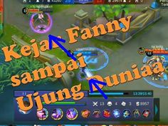 Gak Kalah sama RRQ Lemon atau OURA  Pakai Gosen melawan Fanny Udah GG Be...