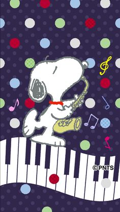 Music is my thing and sax is what I do best.love doing gigs! Peanuts Cartoon, Peanuts Snoopy, Snoopy Wallpaper, Iphone Wallpaper, Snoopy Comics, Snoopy Pictures, Snoopy Quotes, Cartoon Wall, Charlie Brown And Snoopy
