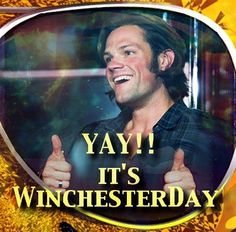 Happy Winchester Wednesday!   Just a head's up to followers...this board is nearing 1000 pics, and I'll be closing this one  at 1000 and starting another. :)