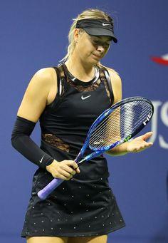Maria Sharapova round 3