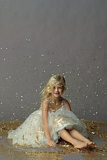I want to be a little princess!