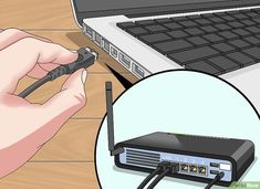 How to Connect Two Routers. This wikiHow teaches you how to connect two routers together. By connecting your routers, you can extend both the range and the maximum number of connections that your Internet can handle. Computer Router, Router Wifi, Internet Router, Modem Router, Wireless Router, Red Internet, Router Setting, Computer Projects, Wifi Extender