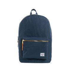 Herschel Settlement Backpack Navy - London Luggage