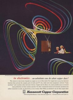 The Modernist Nerd: Vintage Science Ads from the 1950s 1960s in Vintage science