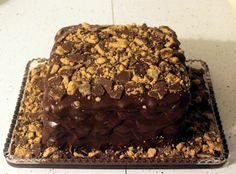 Peanut Butter Cookie Cake