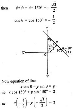 Rajasthan Board RBSE Class 11 Maths Chapter 11 Straight Line Ex Question Find the equation of straight line which is parallel to x-axis and (i) lie at a distance of 5 unit from origin (abov… Maths A Level, Math Charts, Maths Solutions, Math Vocabulary, Science Student, Calculus, Study Materials, Studying, Textbook