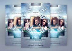 Gospel Flyer Template is a church flyer that is designed for concerts and musical events but can be easily edited for other church events. Gospel Flyer