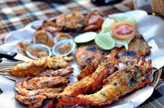 Jimbaran Bbq Seafood