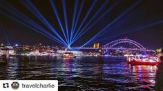 Gorgeous shot of #Sydney Harbour Bridge by @travelcharlie! Brings back amazing memories of Aussie trips with @ahuffmommy.