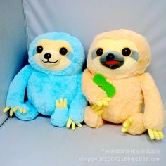 19.78$  Buy now - http://alimh3.shopchina.info/1/go.php?t=32748201364 - 45CM 1PC Shining Sloth Amuse Super Soft PP Cotton Stuffed Plush Toy Birthday Gift Cute Bradypod Dolls Activities Christmas Gifts  #SHOPPING
