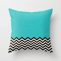 Follow the Sky Throw Pillow by Bianca Green - $20.00