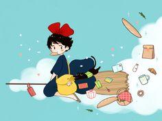 Studio Ghibli Art Gallery