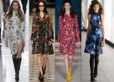 Las 11 tendencias más populares de la Semana de la Moda de Londres. La capital británica apuesta por los flecos, los abrigos de pelo, las capas...