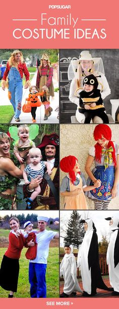 Disney Halloween Costume Ideas for Families Halloween Pinterest - halloween costume ideas for family