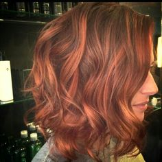 Red for s envy for years- red hair -womens short hair cut- summer ready- inspired