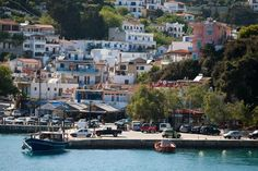 Sporades Photos at Frommer's - A hillside view of Alonnisos, Greece.