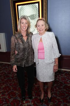 Ethel kennedy and rory kennedy at the florida premiere of ethel an