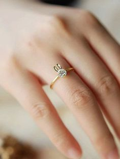 Alicq and wonderland engagement ring??? I should think so!!